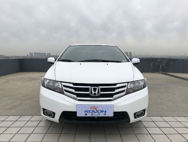 本田锋范经典2012款 锋范 1.5L 自动 旗舰版
